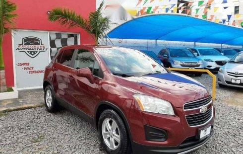 No te pierdas un excelente Chevrolet Trax 2013 Automático en Zapopan