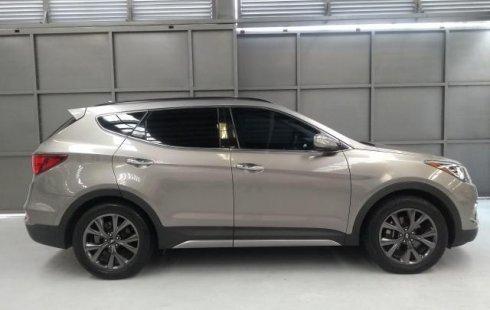 Vendo un Hyundai Santa Fe impecable