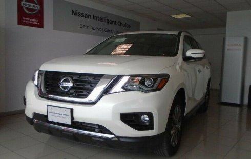 En venta un Nissan Pathfinder 2018 Automático muy bien cuidado
