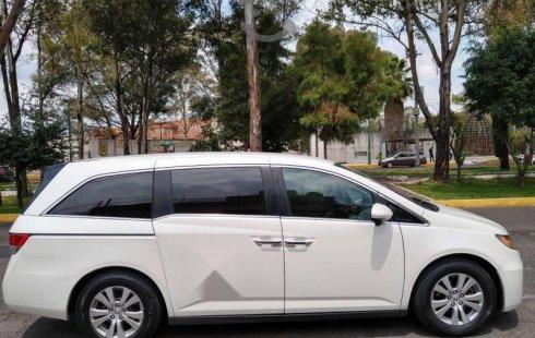 Un excelente Honda Odyssey 2015 está en la venta