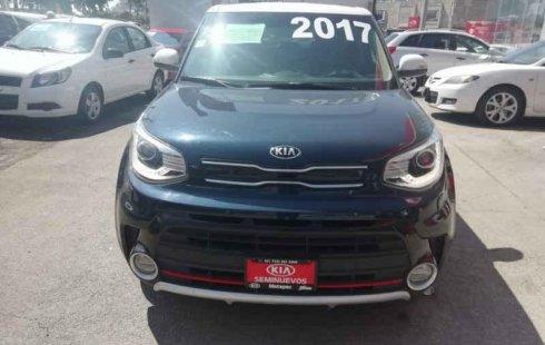 En venta carro Kia Soul 2017 en excelente estado