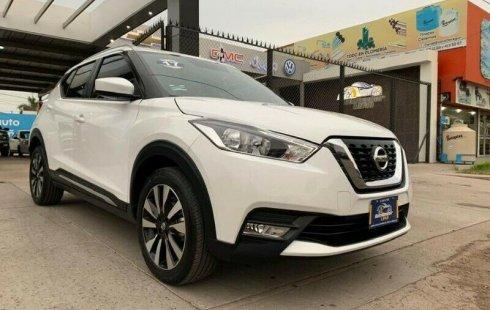 Se vende un Nissan Kicks 2017 por cuestiones económicas