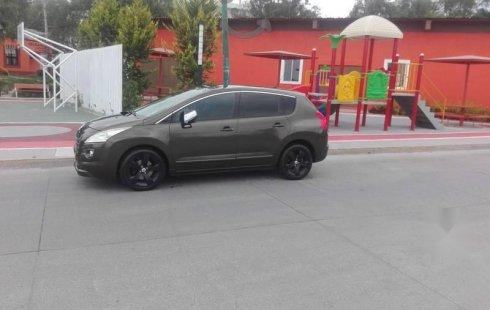 Peugeot 3008 impecable en Tepotzotlán más barato imposible