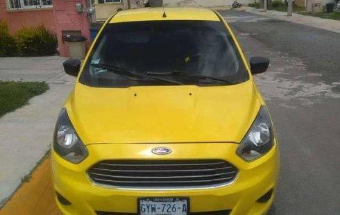 Quiero vender cuanto antes posible un Ford Figo 2016