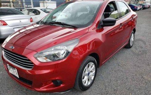 En venta carro Ford Figo 2017 en excelente estado