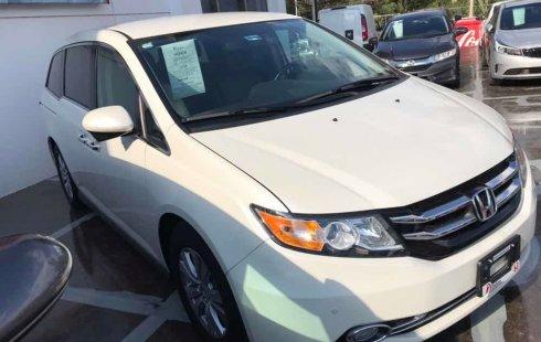 Auto usado Honda Odyssey 2016 a un precio increíblemente barato