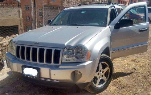 Jeep Grand Cherokee impecable en Guanajuato más barato imposible