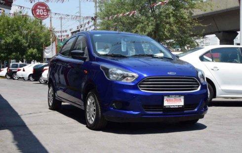 Quiero vender inmediatamente mi auto Ford Figo Sedán 2018 muy bien cuidado
