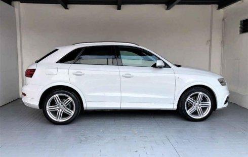 Audi Q3 impecable en Zapopan más barato imposible