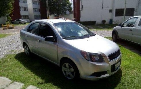 Se vende un Chevrolet Aveo 2014 por cuestiones económicas