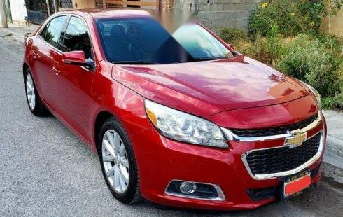 Precio de Chevrolet Malibu 2014