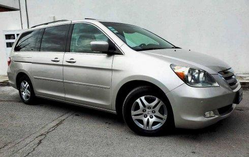 Honda Odyssey 2007 barato en Puebla