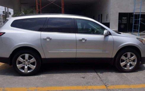 Urge!! Vendo excelente Chevrolet Traverse 2017 Automático en en Monterrey