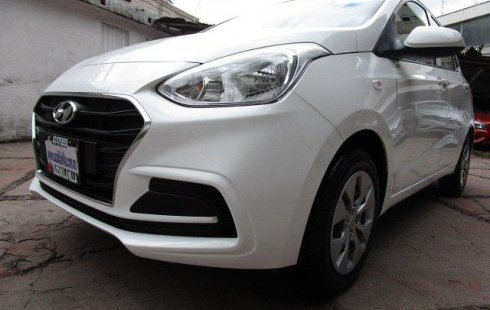 Vendo un Hyundai Grand i10 impecable