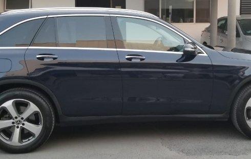 Precio de Mercedes-Benz Clase GLC 2018