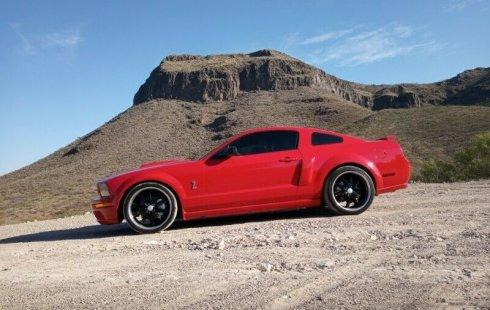Ford Mustang precio muy asequible