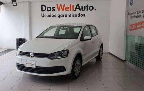 Volkswagen Polo usado en Benito Juárez