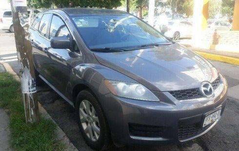 En venta un Mazda CX-7 2007 Automático muy bien cuidado