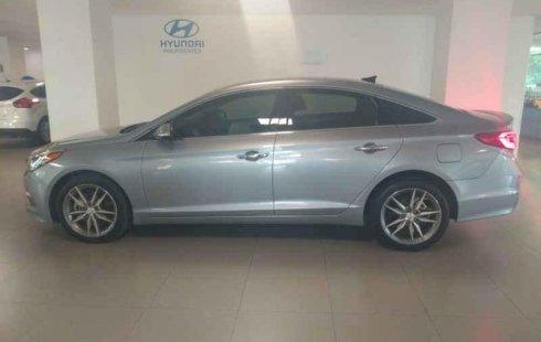 En venta un Hyundai Sonata 2016 Automático muy bien cuidado