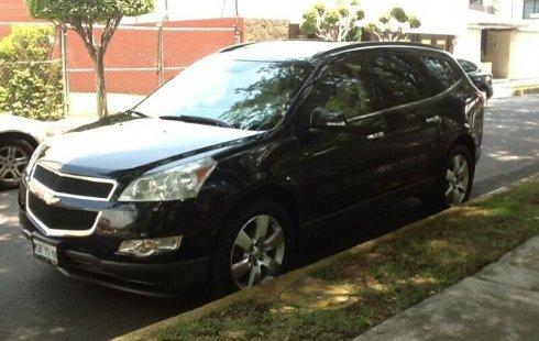 Urge!! Un excelente Chevrolet Traverse 2012 Automático vendido a un precio increíblemente barato en Ciudad de México