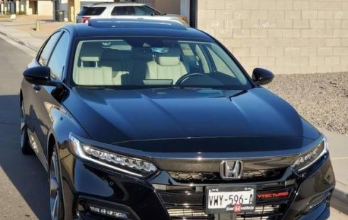 Honda Accord 2019 impecable