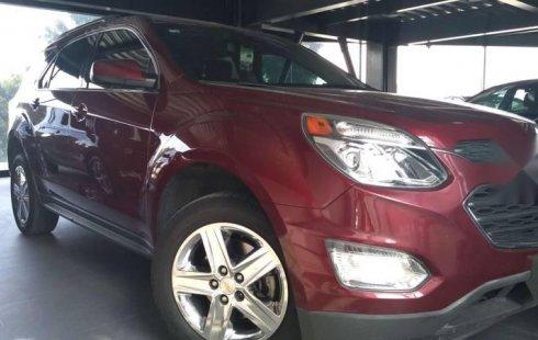 Se vende urgemente Chevrolet Equinox 2016 Automático en Iztacalco