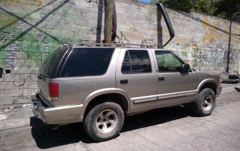 Vendo un Chevrolet Blazer