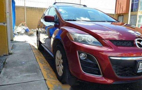 Carro Mazda CX-7 2010 en buen estadode único propietario en excelente estado
