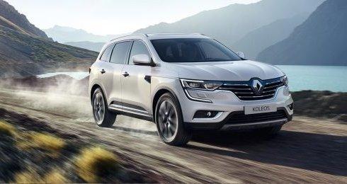 Se pone en venta un Renault Koleos