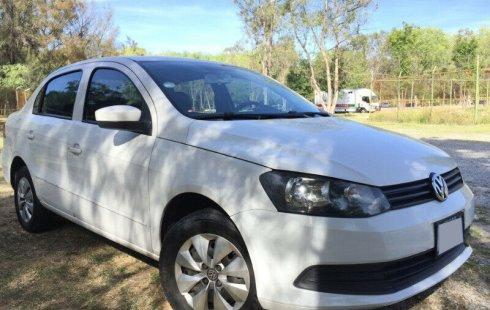 Urge!! Un excelente Volkswagen Gol 2013 Manual vendido a un precio increíblemente barato en San Luis Potosí