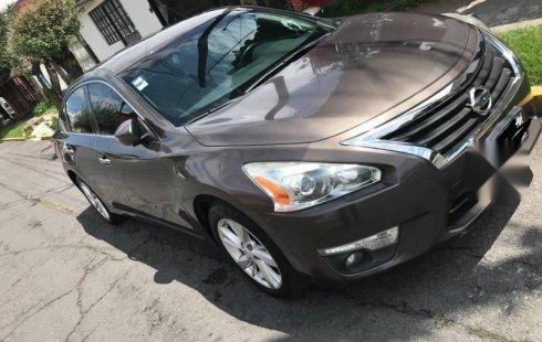 No te pierdas un excelente Nissan Altima 2013 Automático en Toluca