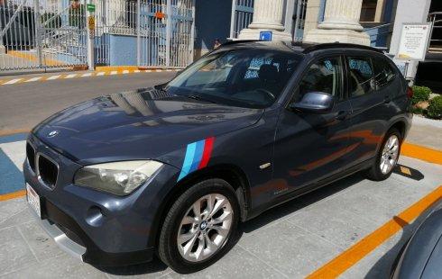 Carro BMW X1 2012 en buen estadode único propietario en excelente estado