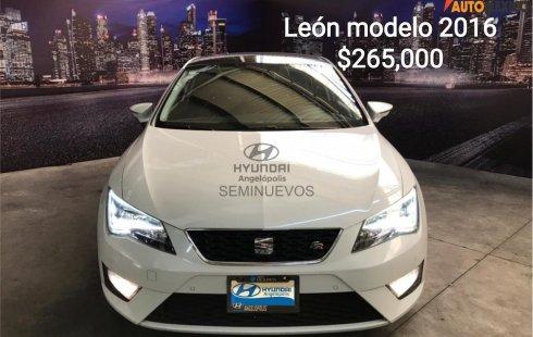 Seat Leon 2016 Hatchback