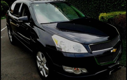 Se vende un Chevrolet Traverse 2011 por cuestiones económicas
