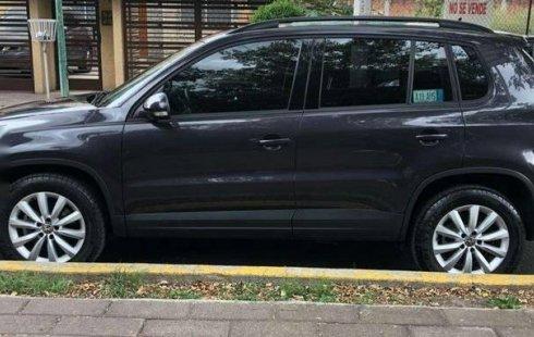 No te pierdas un excelente Volkswagen Tiguan 2016 Automático en Benito Juárez