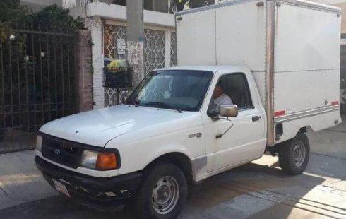 Ford Ranger precio muy asequible