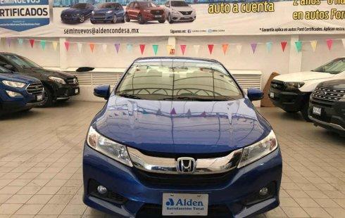 Urge!! Vendo excelente Honda City 2017 Automático en en Cuauhtémoc