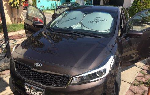Venta auto Kia Forte 2017 , Morelos Cuernavaca