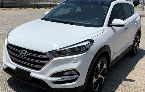 Hyundai Tucson 2018 usado