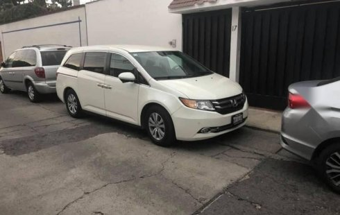 En venta un Honda Odyssey 2015 Automático muy bien cuidado