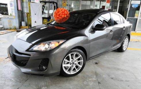 No te pierdas un excelente Mazda Mazda 3 2013 Automático en Coyoacán