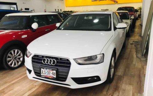 Quiero vender inmediatamente mi auto Audi A4 2015 muy bien cuidado