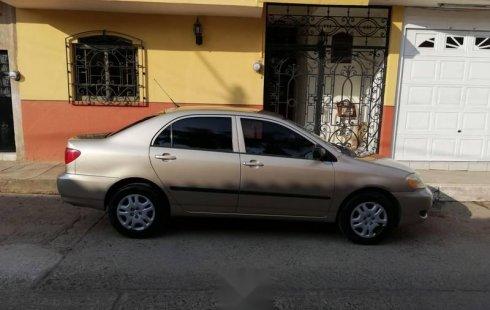 Toyota Corolla impecable en Arandas