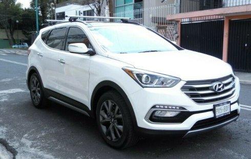 Pongo a la venta un Hyundai Santa Fe en excelente condicción