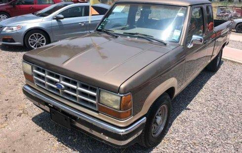 Quiero vender urgentemente mi auto Ford Ranger 1990 muy bien estado