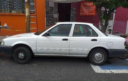 Nissan Tsuru impecable en Gustavo A. Madero más barato imposible