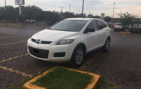 Vendo un Mazda CX-7 en exelente estado