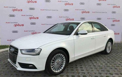 Quiero vender cuanto antes posible un Audi A4 2013