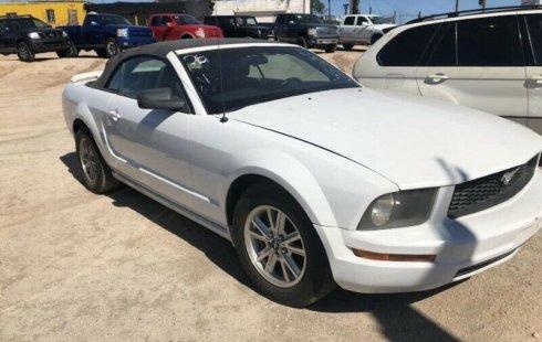 Quiero vender cuanto antes posible un Ford Mustang 2006