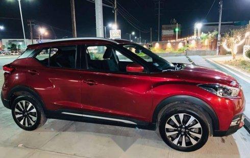 Se vende un Nissan Kicks 2018 por cuestiones económicas